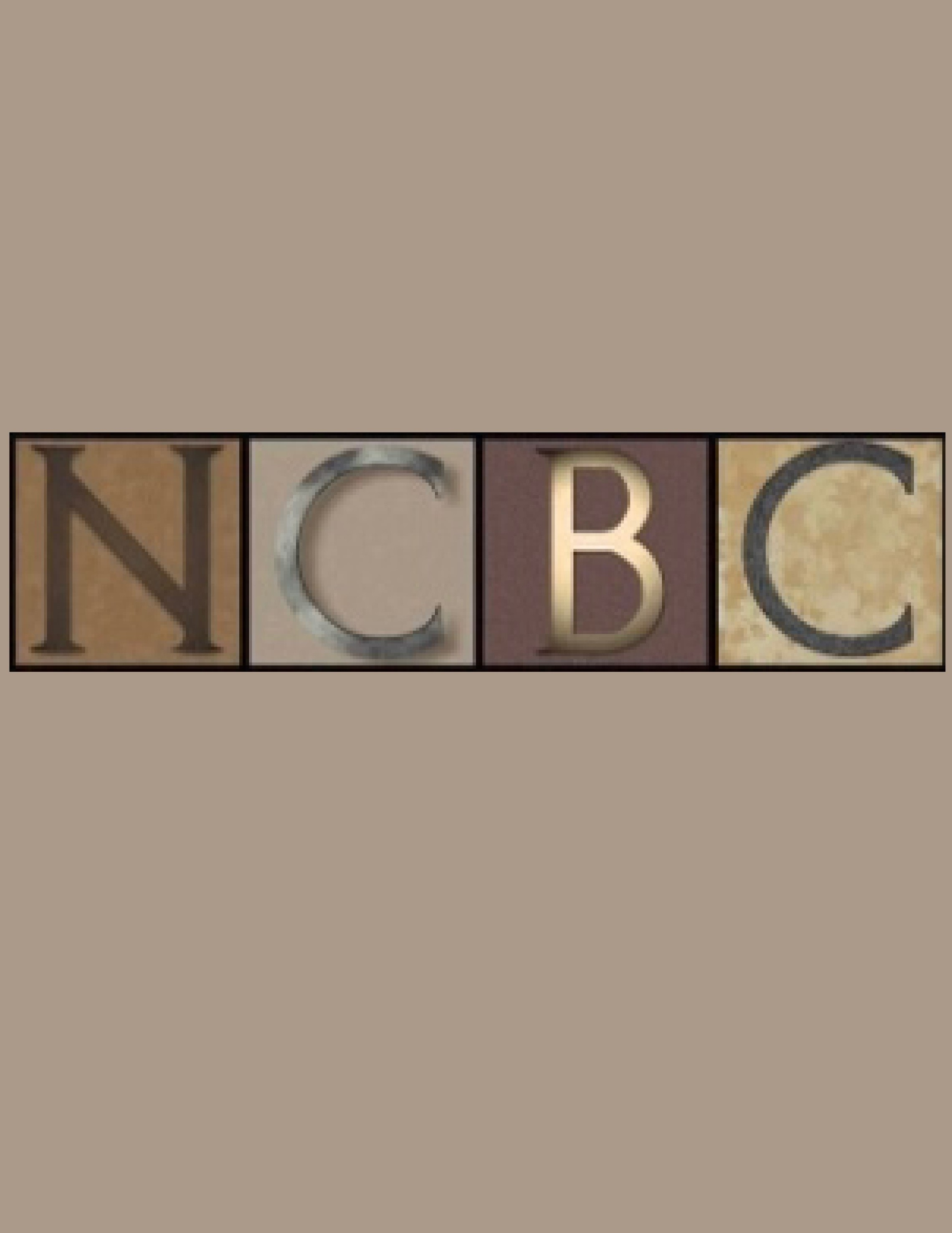 NCBC flyer