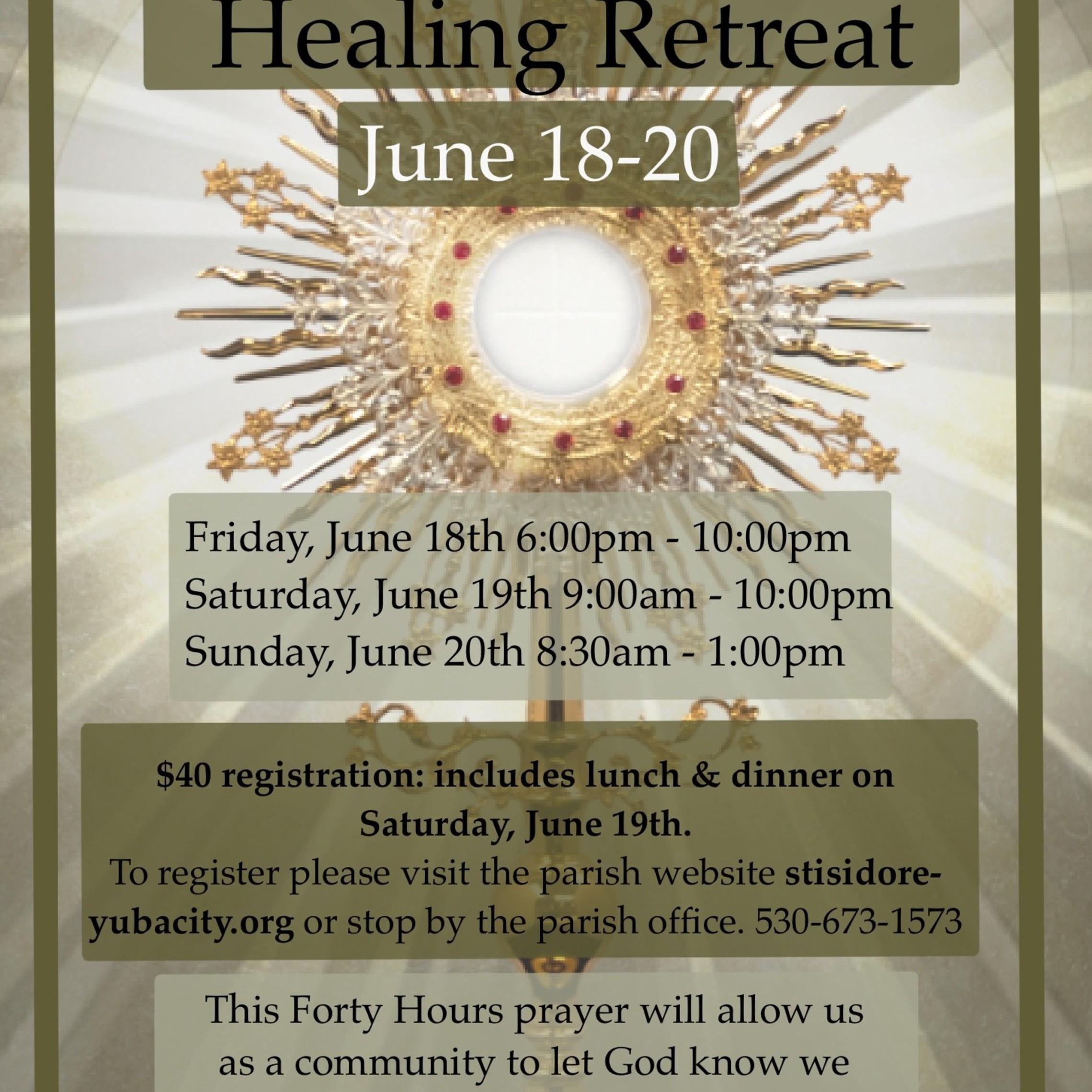 English June Retreat