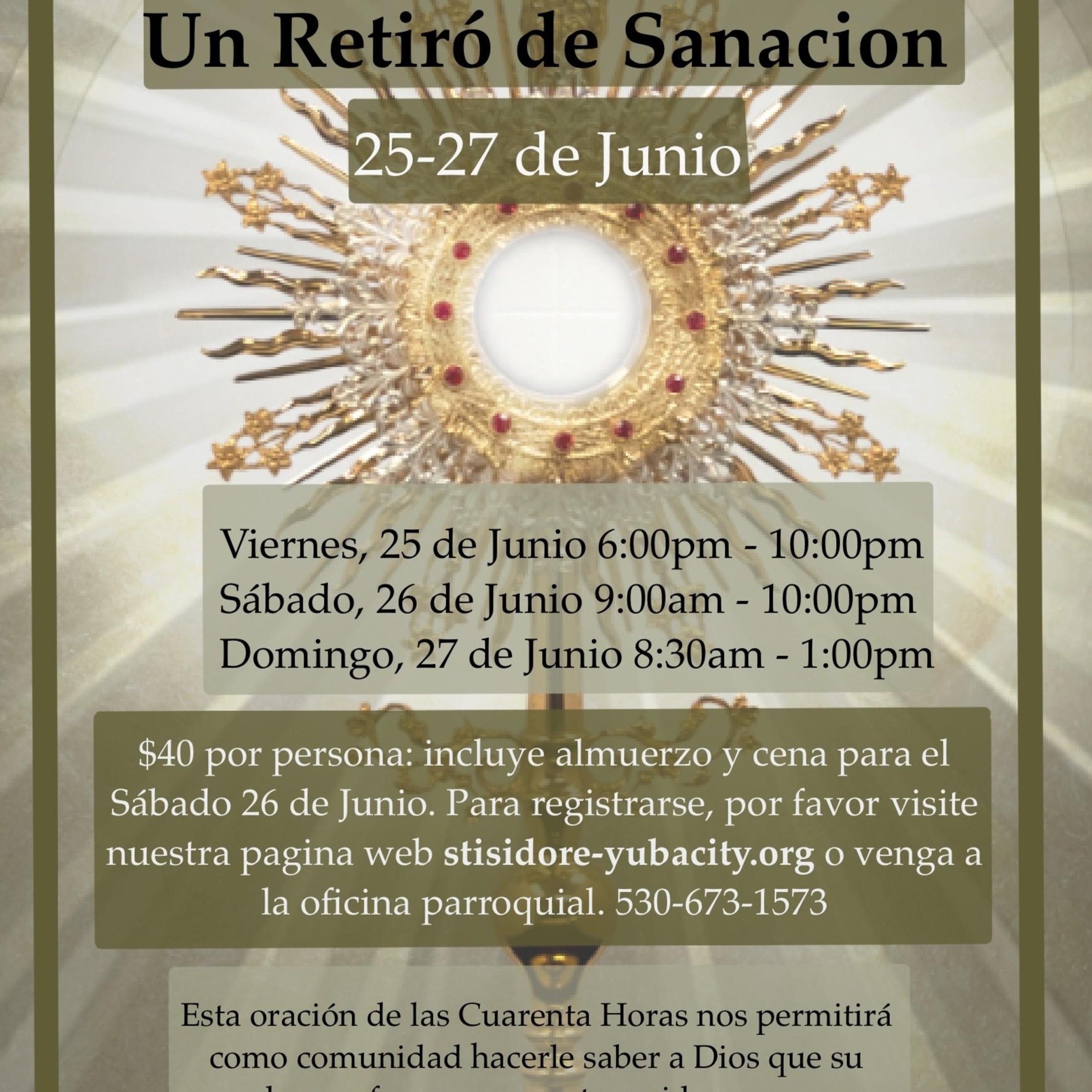 Spanish June Retreat